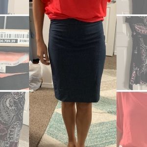 The limited - pencil skirt size 4